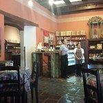 coffe room
