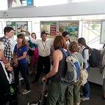 Recepcion de pasajeros en Aeropuerto