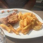 Rillettes de thon pain de poisson moule et porc mariné