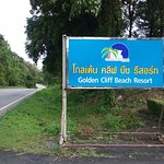 Golden Cliff Beach Resort Foto