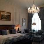 Beautiful room - huge, charming and very comfortable