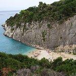 Xygia Sulphur Beach Foto