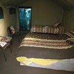 Calao Tented Camp Foto