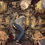Durchgang im U-Boot