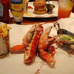 Burger and Lobster - City