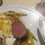 Medium Well Steak