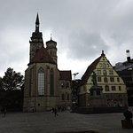 Stiftskirche, Stuttgart, Alemania.