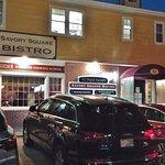 Savory Square Bistro, Hampton, NH, Sep 2016