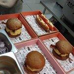 Fotografia de Burger Shop 1269
