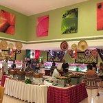 Mexican night buffet