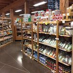Gorgeous fresh produce, beer & wine, grocery items, a must visit bakery - stop by Volante Farms