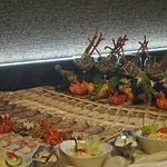More buffet!