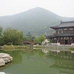 Huaqing pond