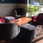 A lovely friendly café