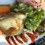 salade italienne 14,70