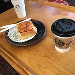 Great coffee and food