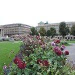 Schlossplatz Foto