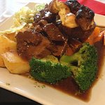 Beef Sunday lunch