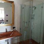 Doppelzimmer mit schönem Bad und tollem Ausblick