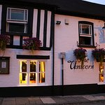 The Unicorn Inn in Ludlow
