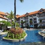 Sanur Paradise Plaza Suites Foto