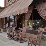 The Historic Occidental Hotel & Saloon and The Virginian Restaurant Foto