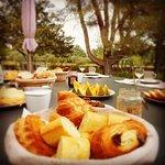 Breakfast / Petit déjeuner continental