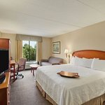 Our spacious guest rooms feature plush bedding, flat screen tv and free WiFi.