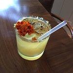 The Texas spicy margarita