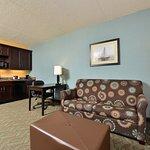 King Suite Livingroom