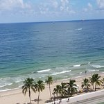 Views of the Westin Beach Resort in Ft Lauderdale