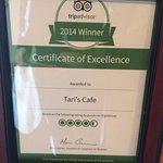 Tari's Cafe Foto