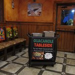 Guacamole Table-side station