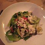 Chop salad.