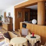 Alpina Hotel - Zermatt - Library