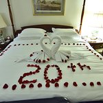 20th wedding - how nice !