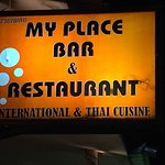 My place bar&restaurant Foto