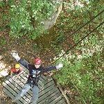 Foto de Navitat Canopy Adventures - Asheville Zipline