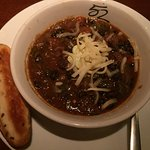 Grass Fed Beef, Black Bean Chili