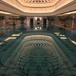 Spectacular Pool - very Gatsby!
