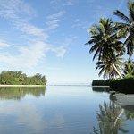 toller Strand an der Lagune