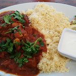 Lamb Tagine and cous cous