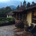 Foto de Mount Gahinga Lodge