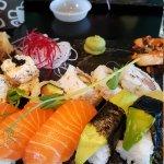 Svenska Sushi Koket Foto