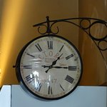 An old clock!