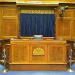 Debating chamber.