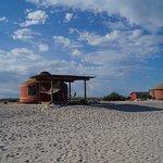 Yurts at Las Animas