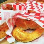 Beavercreek Pizza Dive Pretzels