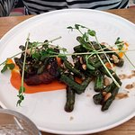 Spicy String Beans with Crispy Pork Belly