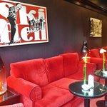Hotelbar-Lounge